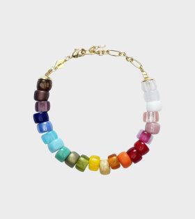 Anni Lu - Big Nuanua Bracelet Rainbow