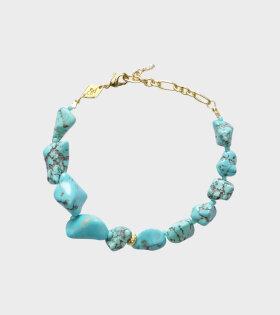 Anni Lu - Beach Cocktail Bracelet Aqua