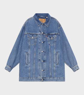 Ganni - Denim Jacket Medium Indigo