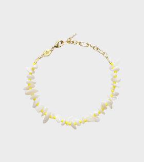 Anni Lu - Chips & Lemon Bracelet Lemon
