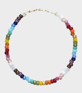 Anni Lu - Big Nuanua Necklace Rainbow