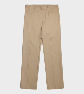 French Trousers Beige