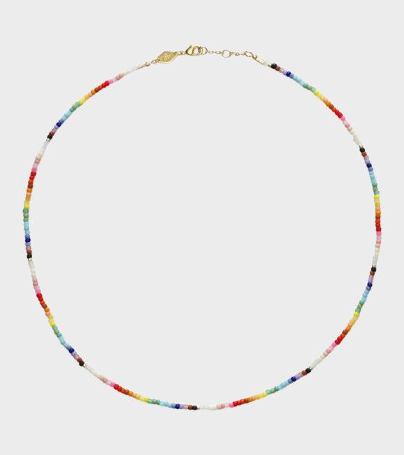 Anni Lu - Nuanua Necklace Rainbow