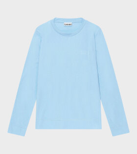 Ganni - Software Long Sleeve Heather