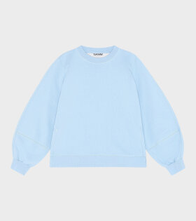 Ganni - Software Sweatshirt Heather