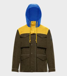 Moncler X JW Anderson - Leyton Giubbotto Jacket Green