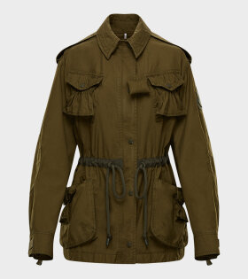 Moncler X JW Anderson - Kynance Giubbotto Jacket Green