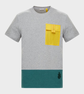 Moncler X JW Anderson - Pocket T-shirt Grey