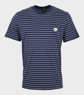 Stevie T-shirt Navy
