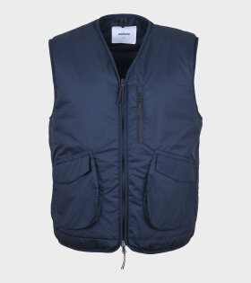 Soulland - Clay Vest Navy