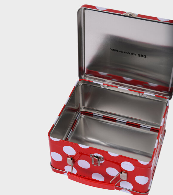 Comme des Garcons Girl - Lunch Box Red