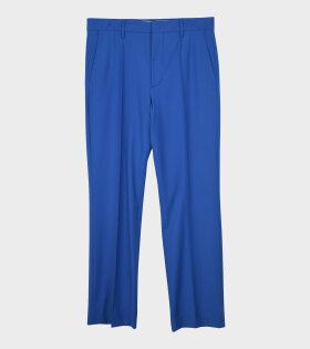 SUNFLOWER - Sharp Trousers Wool Blue
