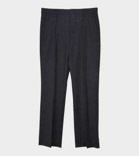 Sunflower - Sharp Trousers Wool Black