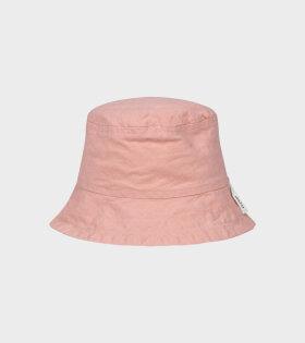 Nina Bucket Hat Rose