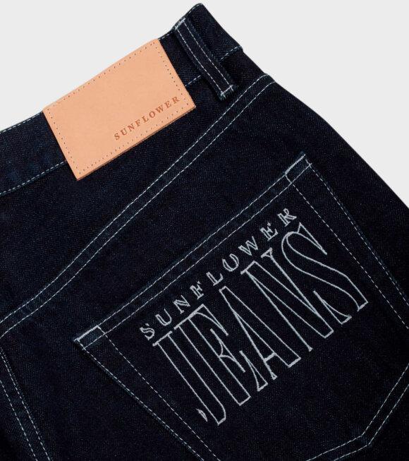 Sunflower - Standard Jeans Dark Denim