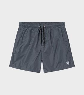 Anthracite Swim Shorts Grey