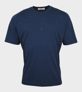 Marina S/S T-shirt Navy