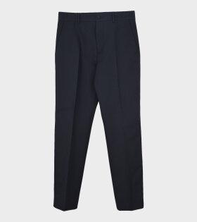 Acne Studios - Jellica T Matte Trousers Navy