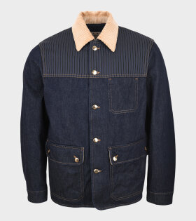 Marni - Denim Jacket Dark Blue
