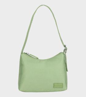 Ulla Recycled Shoulder Bag Green