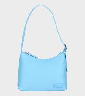 Ulla Recycled Shoulder Bag Tropical Breeze Blue