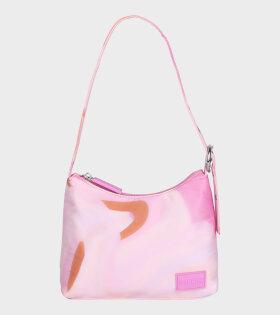 Ulla Recycled Shoulder Bag Fairytale Pink
