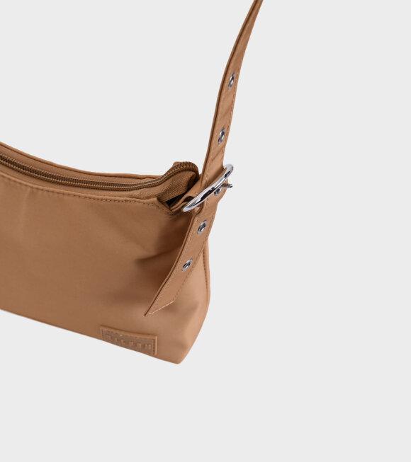 Silfen - Ulla Recycled Shoulder Bag Moondust Beige