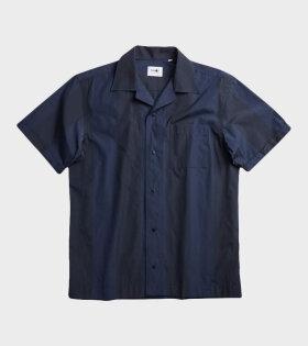 Oliver SS Shirt Navy