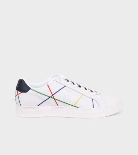 Rex Shoes White/Multi