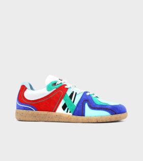 Ganni - Sporty Sneakers Multicolour
