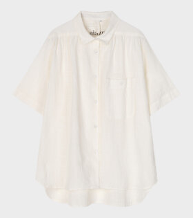 Aiayu - Anna Shirt Crepe Milk