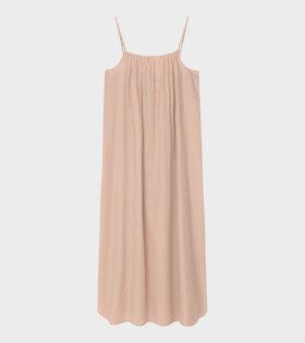 Aiayu - Strap Dress Pale Rose