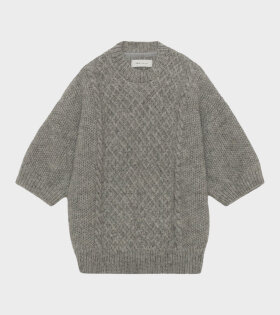Skall Studio - Oda Knit Light Grey
