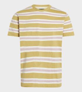 Mads Nørgaard  - Twin T-shirt Burnished Gold