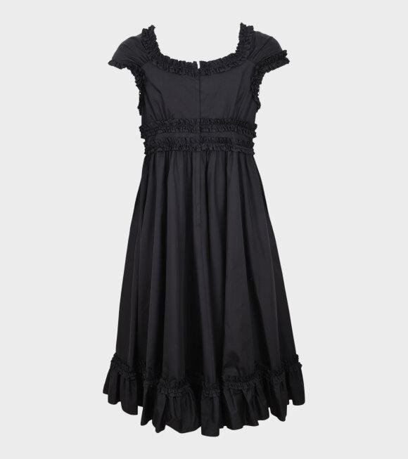 Comme des Garcons Girl - Flamingo Dress Black