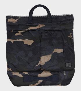 Counter Shade Helmet Bag Khaki Camouflage