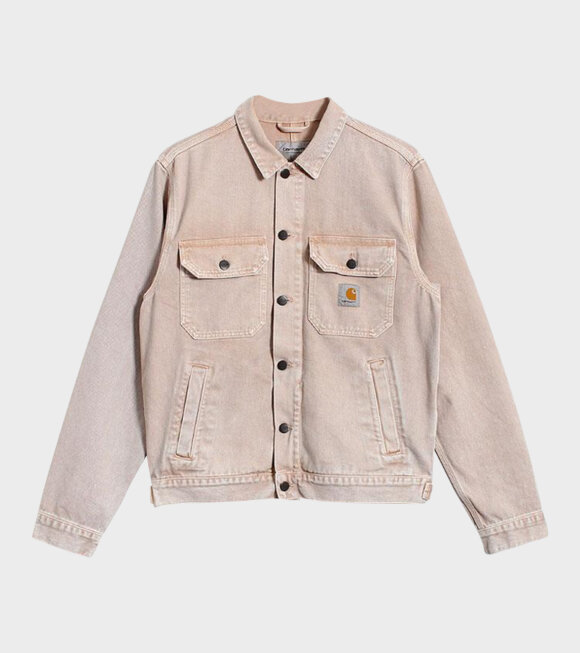 Carhartt WIP - Stetson Jacket Washed Brown