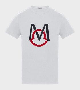 Maglia Logo T-shirt White