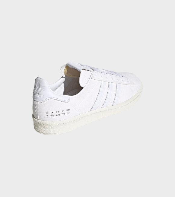 Adidas  - Campus 80s White/Off-White
