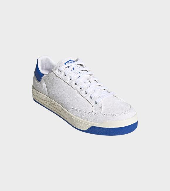 Adidas  - Rod Laver White/Blue