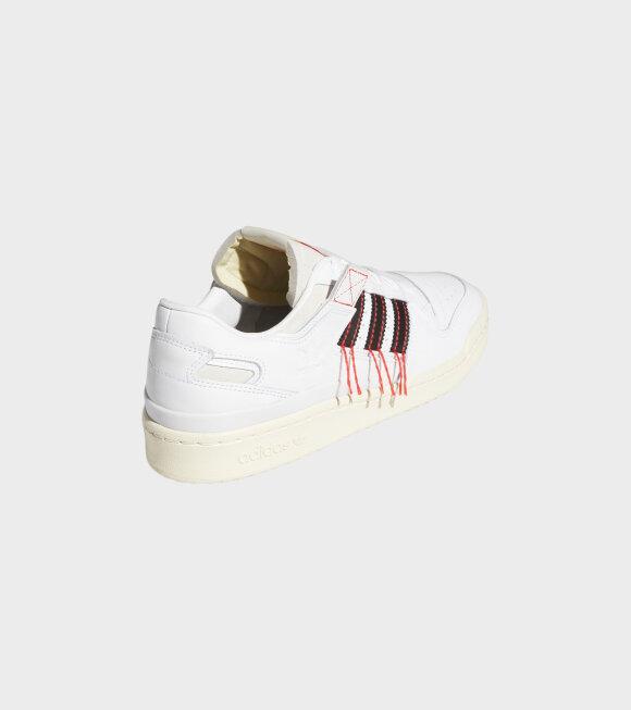 Adidas  - Forum 84 Low Premium White