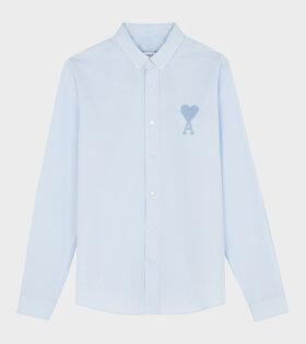 AMI - Ami de Coeur Shirt Blue