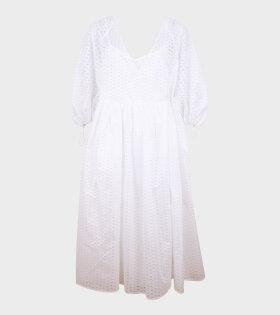 Hella Dress White