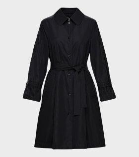 Moncler - Navigatoria Coat Black