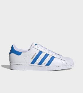 Superstar White/Blue