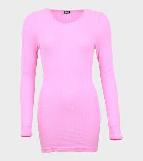101 Rib Extra Pink