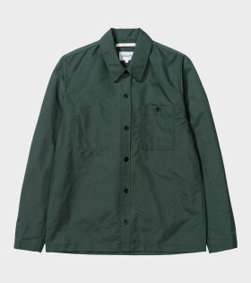 Norse Projects - Arnold Econyl Shirt Green