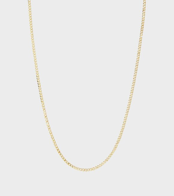 Maria Black - Saffi Necklace 50 Gold