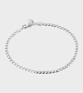 Maria Black - Saffi Bracelet 17 Silver