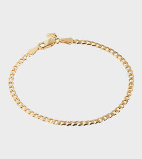 Maria Black - Saffi Bracelet 17 Gold